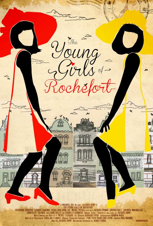 Young Rochefort Girls