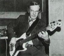 Don Payne Electric Bass 1967