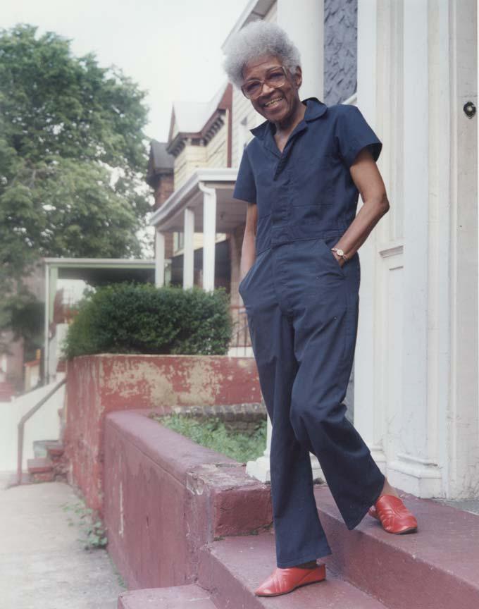 Maxine_Sullivan_4 _at_Home_Bronx _New_York _July_2 _1986