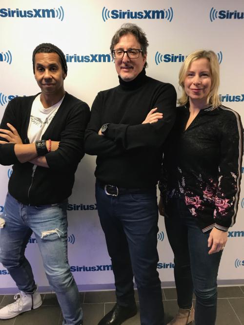 Marc Myers on SiriusXM 11:2019