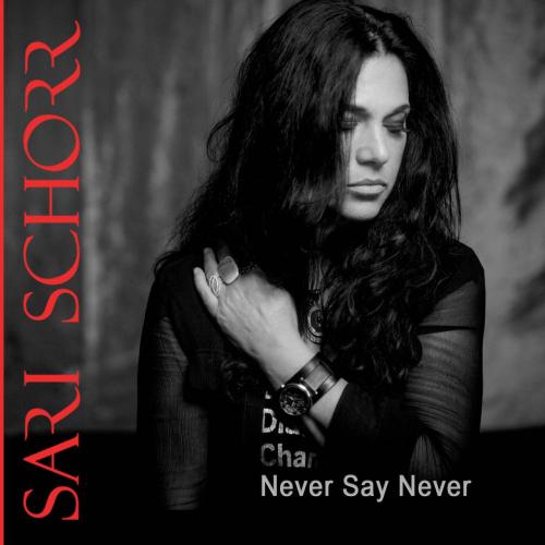 Sari-Schorr-Never-Say-Never-album-cover