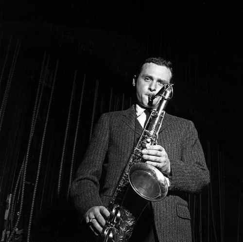 Stan Getz: The Movies and TV