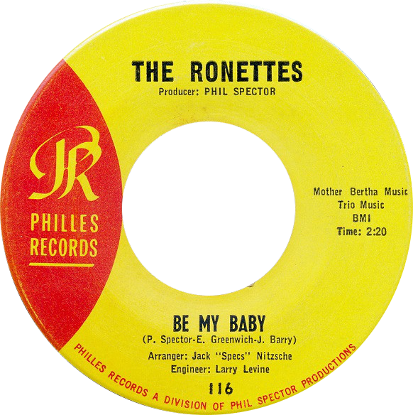 Be_My_Baby_by_The_Ronettes_US_single_side-A