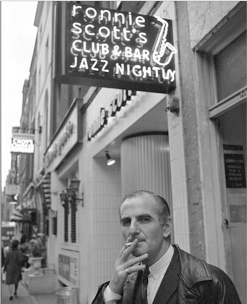 Documentary: Ronnie Scott and His Club