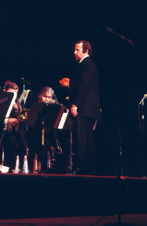 Johnny Mandel w: Ray Charles copy