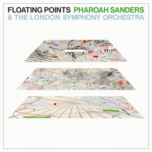 Cover Floating Points Pharoah Sanders the London Symphony Orchestra - Promises