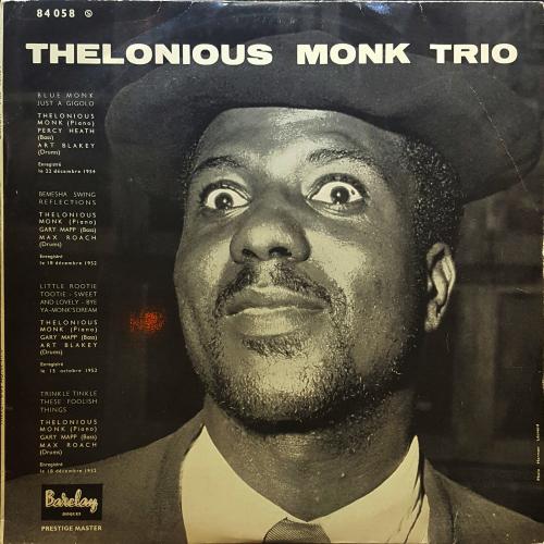 Thelonious-monk-trio-vinyl