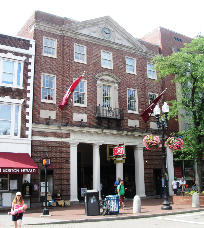 2017_The_Coop _Harvard_Square _Cambridge _Massachusetts