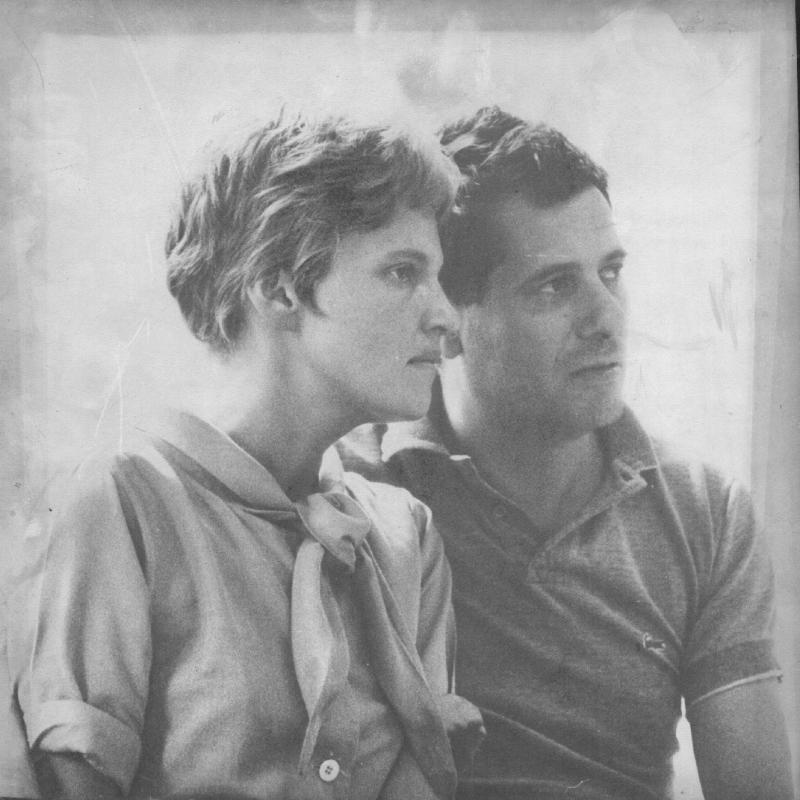 Fran and Jay 1961