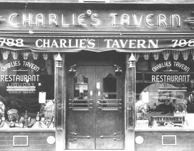 Charlie's Exterior
