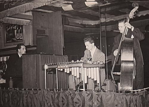 Joe Burton trio 8x10